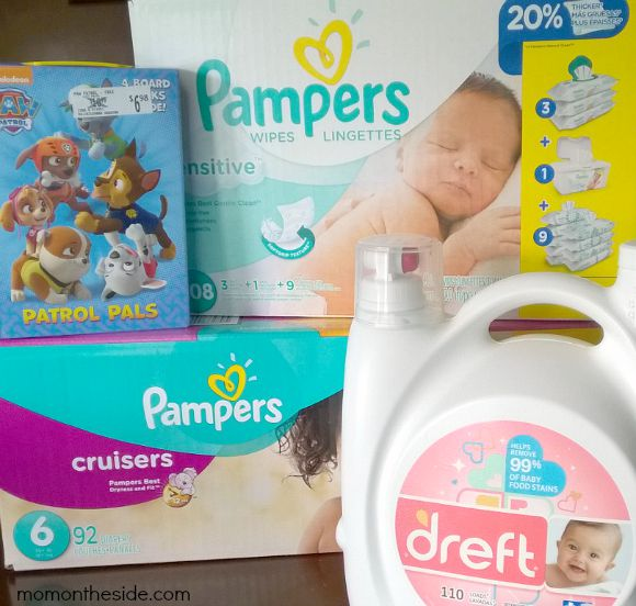 Free sams club baby box