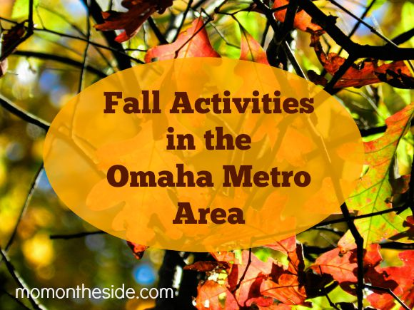 10 Fall Activities in the Omaha Metro Area