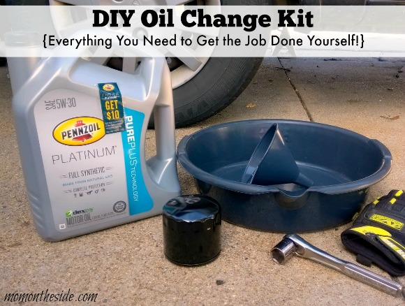 Diy oil change kit solutioingenieria Image collections