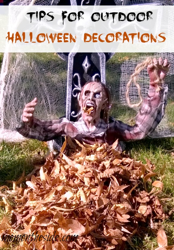 Tips for Outdoor Halloween Decorations