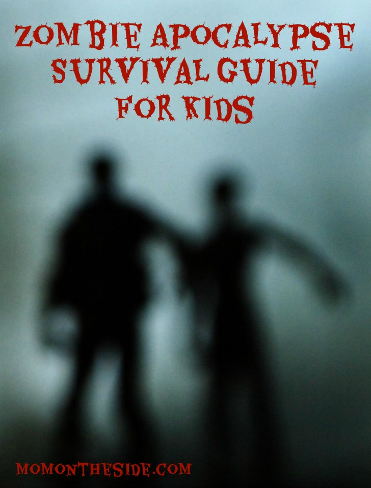 Zombie Apocalypse Survival Guide for Kids