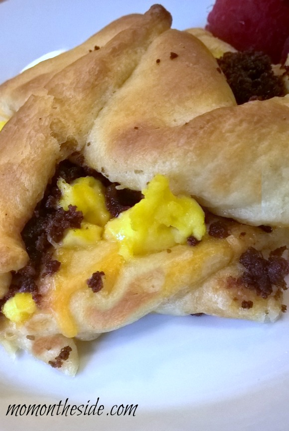 Holiday Breakfast with Chorizo Egg Wreath