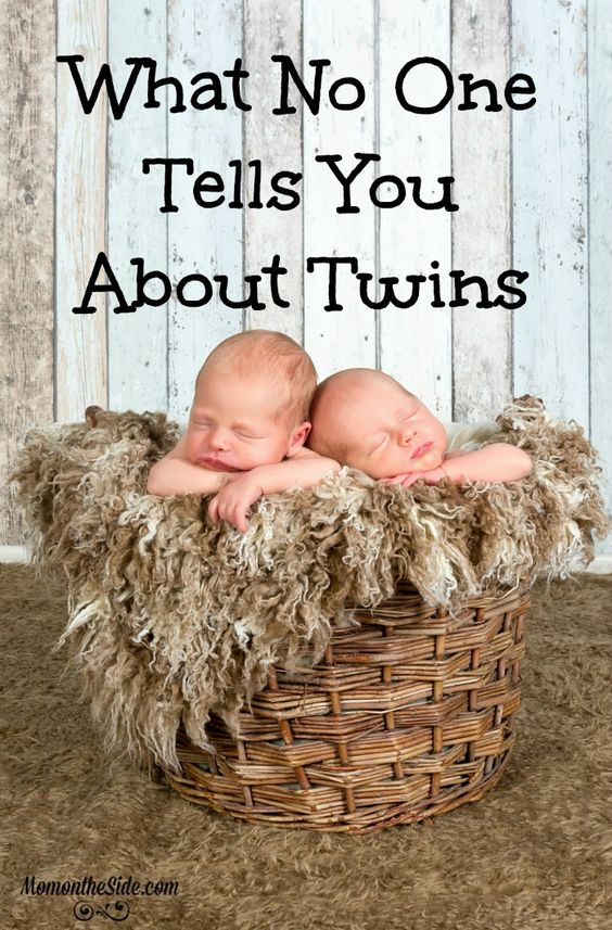 What No One Tells You About Twins