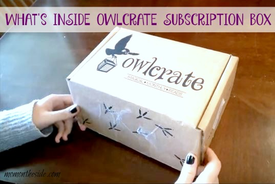 What's Inside OwlCrate Subscription Box