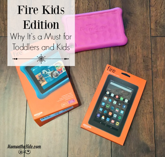 Fire Kids Edition: Why It's a Must for Toddlers and Kids