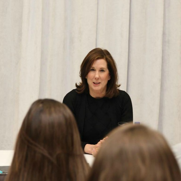 Star Wars Interview with Kathleen Kennedy: President of LucasFilm and Hollywood Powerhouse