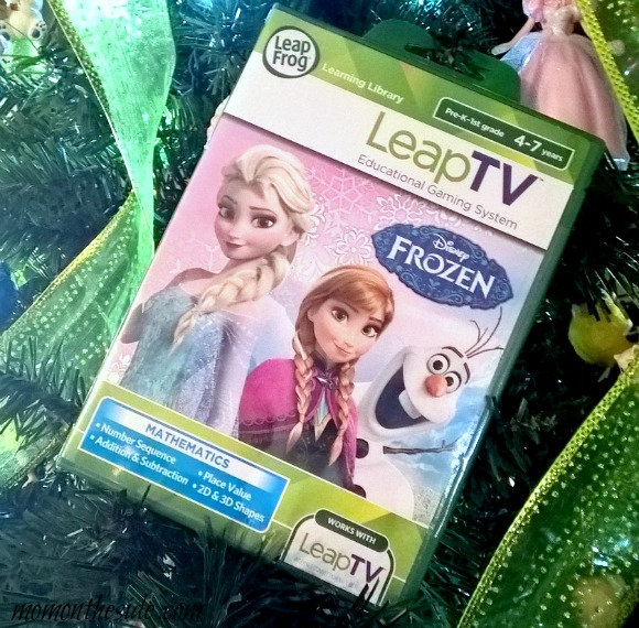Family Game Night with LeapFrog LeapTV