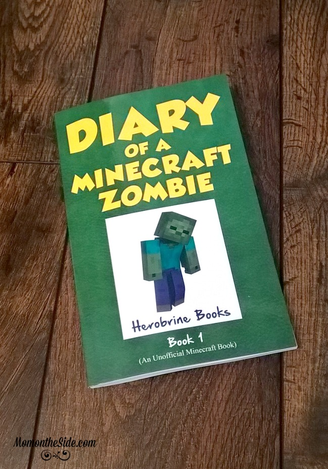 Diary of a Minecraft Zombie Book Series