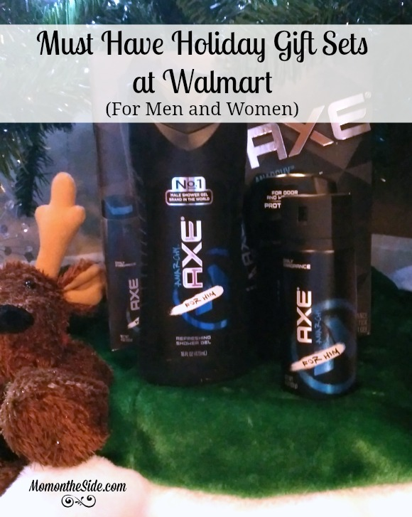 Must have holiday gift sets at walmart for men and women