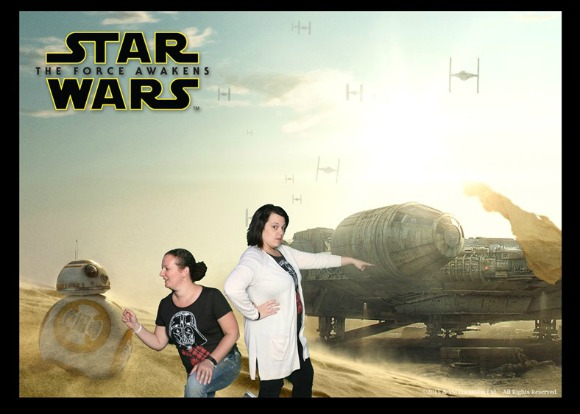 Meeting Droids In Real Life: Star Wars Press Event Day