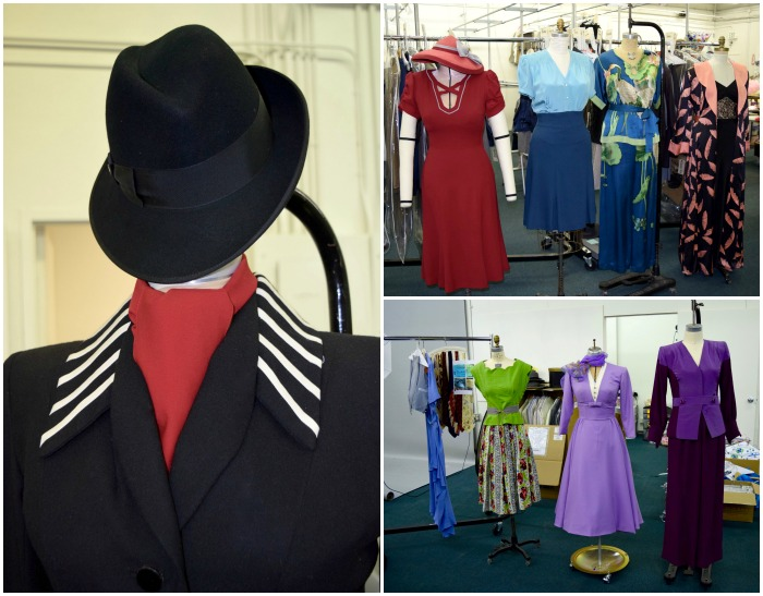 agent carter clothes