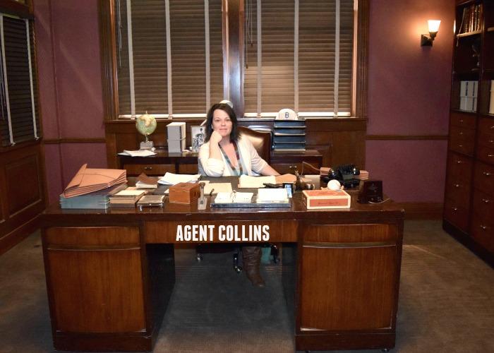 agent carter set desk shot