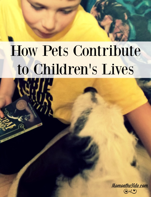 How Pets Contribute to Children's Lives