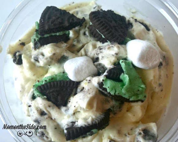 Mint Chocolate Fluff {St. Patrick's Day Recipe}