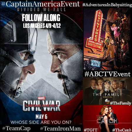 Superheroes, Catholics and Family Secrets #CaptainAmericaEvent #TeamIronMan