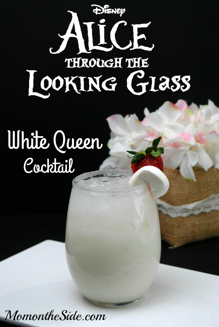 white queen cocktail