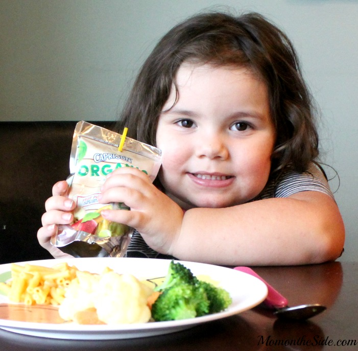 Super Simple Kid-Friendly Lunches and Snacks Too! Plus a look at new Capri Sun Organic!