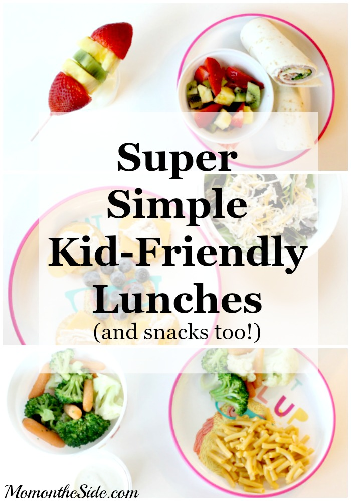 Super Simple Kid-Friendly Lunches and Snacks Too! Plus a look at Capri Sun Organic