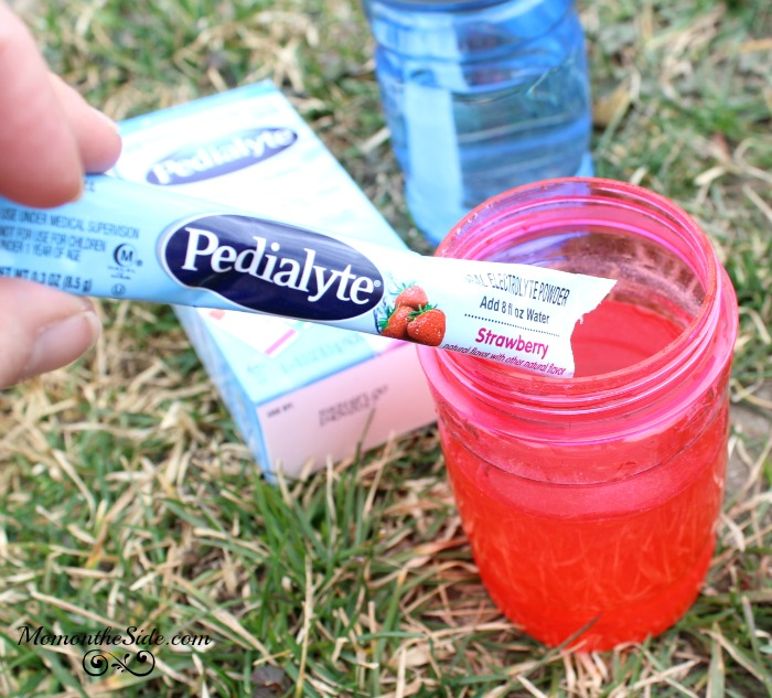Keep Family Hydrated with a DIY Hydration Kit and Pedialyte
