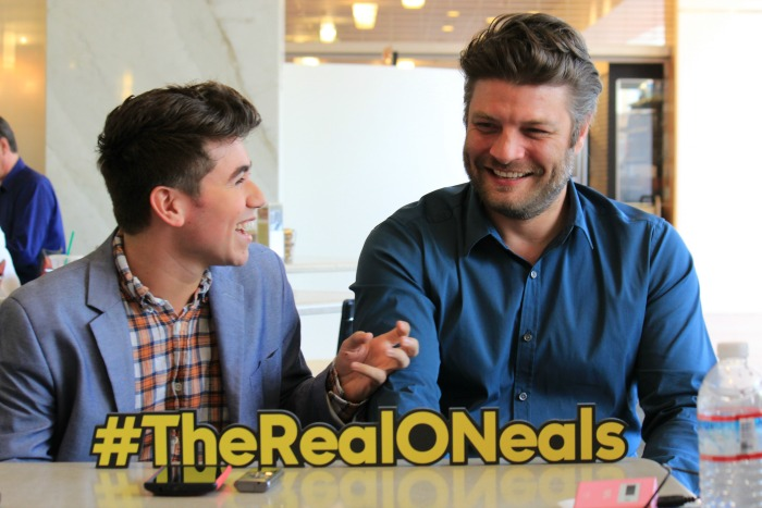 Hilariously Genuine Look at Family: The Real O'Neals on ABC {+ Cast Q&A}