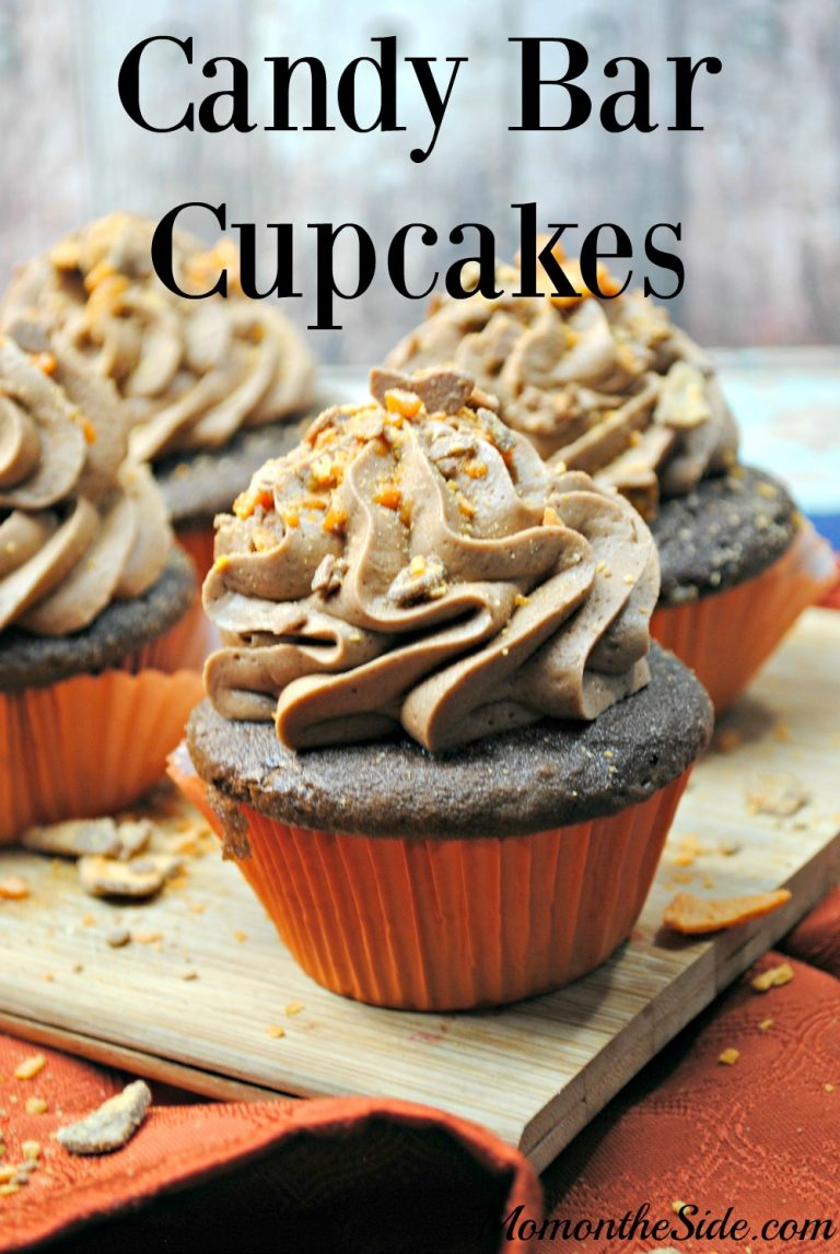 best candy bar cupcakes
