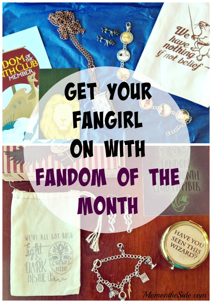 Get Your Fangirl on with Fandom of the Month