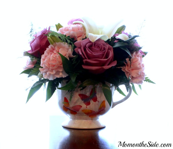 Celebrating Tough Mothers with Teleflora