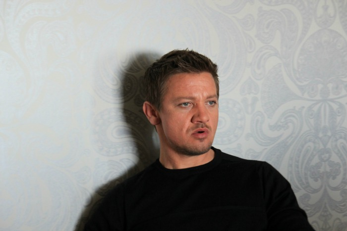 Kicking Butt with Scarlet Witch and Hawkeye: Jeremy Renner & Elizabeth Olsen Interview