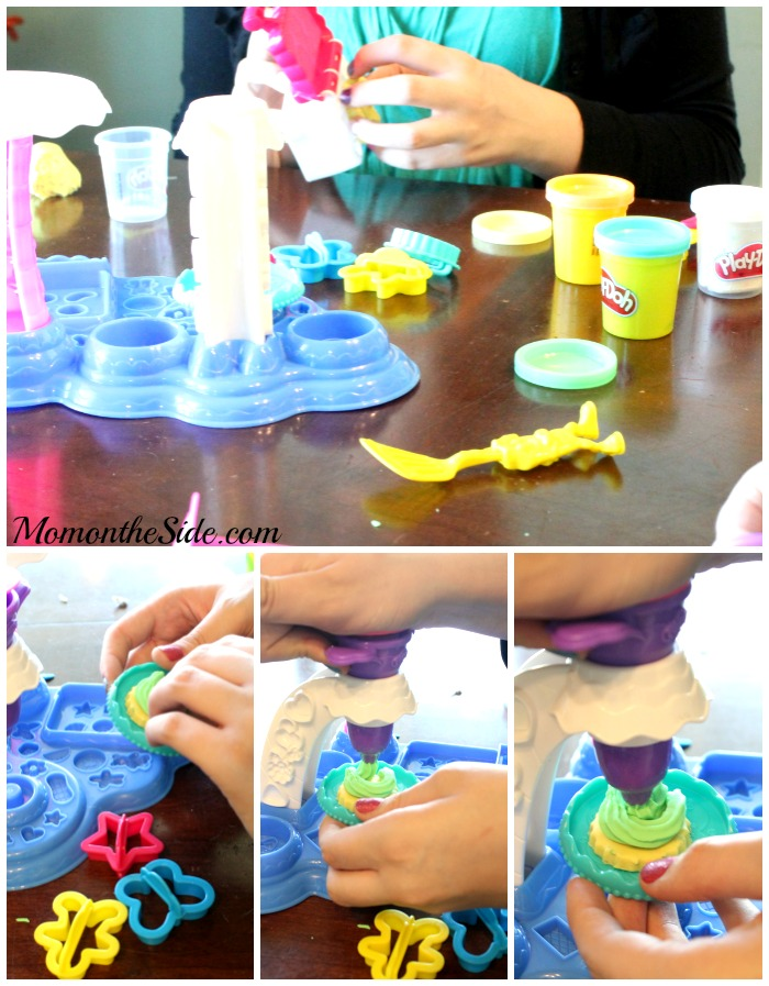 Get Crazy with PLAY-DOH Cake Party