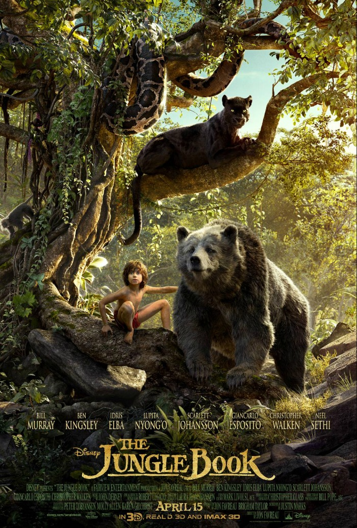 Visually Stunning: The Jungle Book 3D is a Must #JungleBook