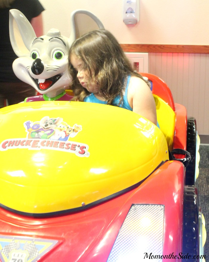 It's a Party at Chuck E. Cheese's and Your Invited