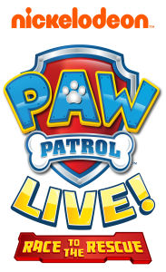 Paw Patrol Live! Tour: Race to the Rescue