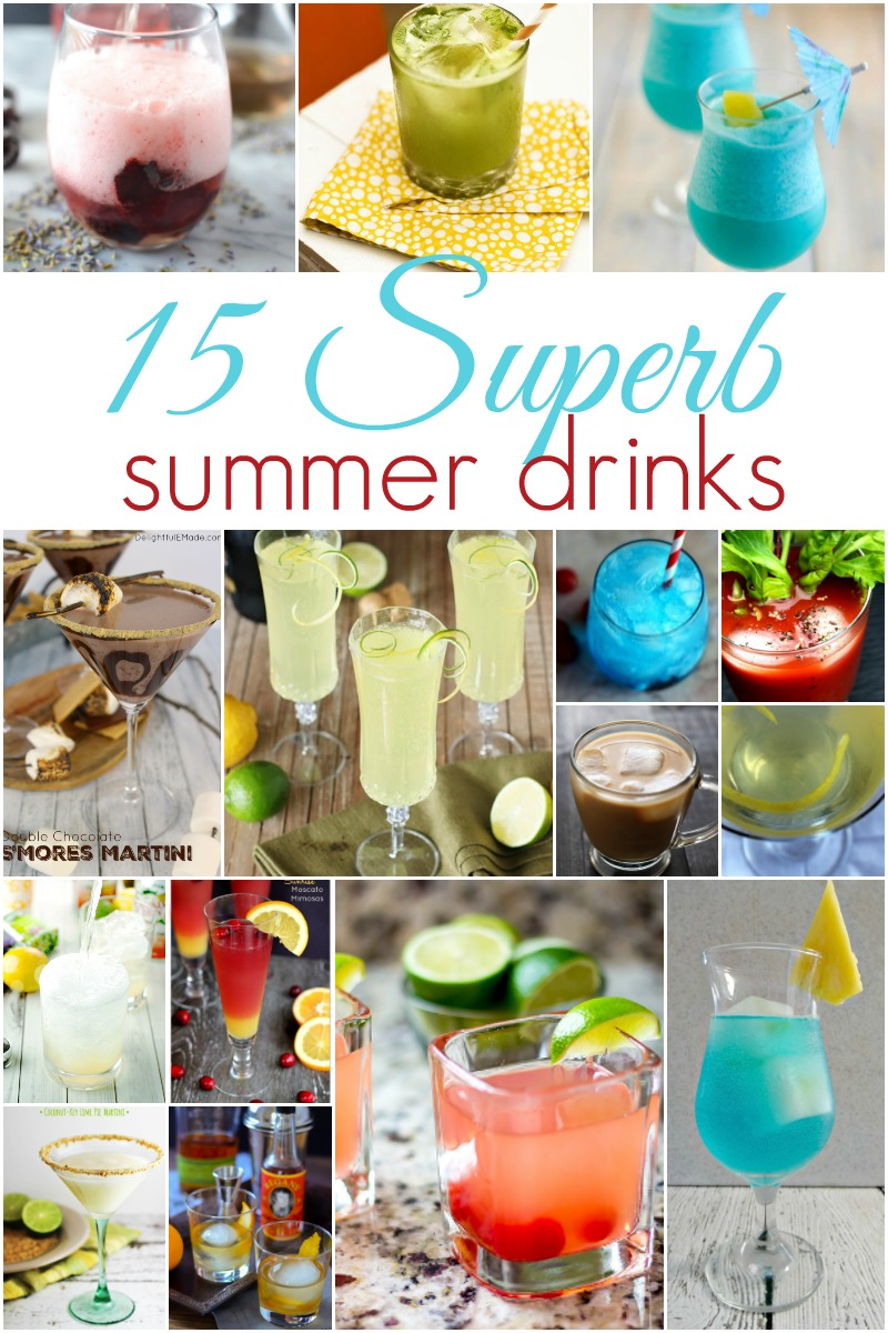 15 Superb Summer Drinks