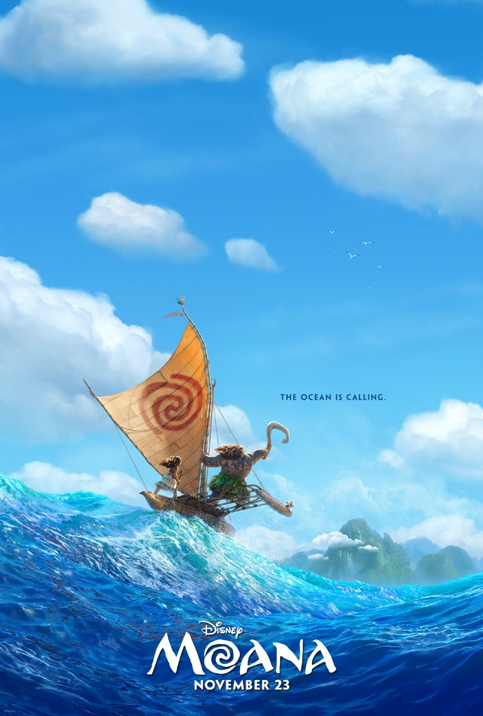 Moana Teaser Trailer + Fun Facts and Inner Workings
