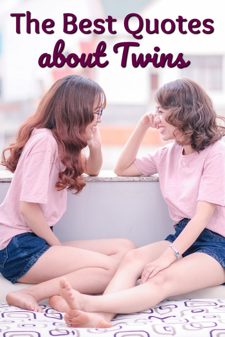 popular quotes about twins