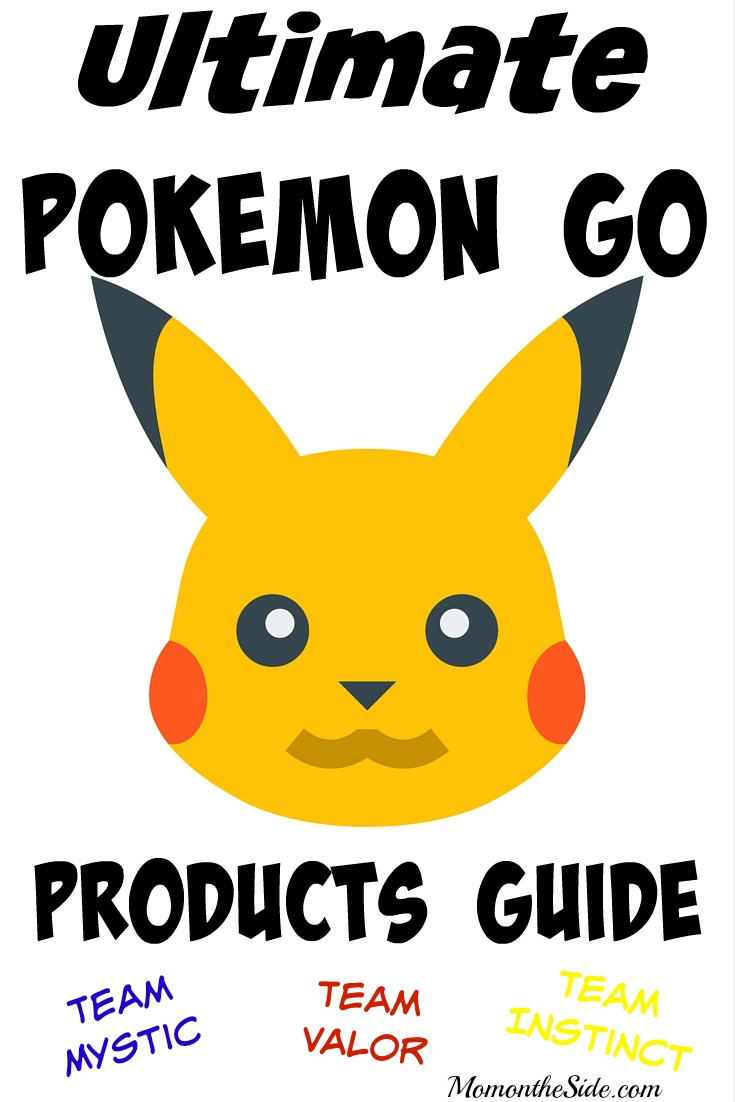 Ultimate Pokemon Go Products Guide