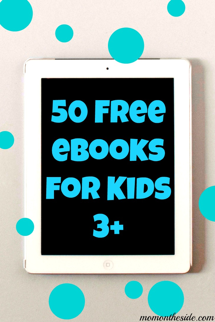 50 Free eBooks for Kids 3+