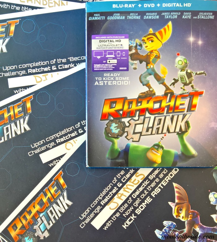 Ratchet and Clank Party Ideas