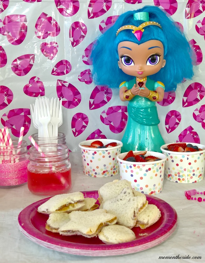 Shimmer And Shine Food Ideas