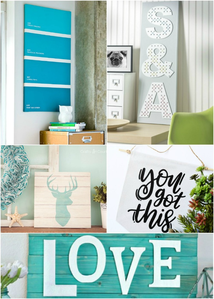 15 DIY Wall Art Ideas You Can Create Yourself
