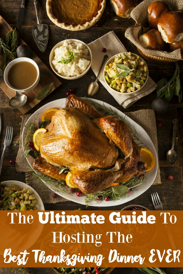 These tips will help you host the best Thanksgiving dinner ever! What are you doing this Thanksgiving to make your dinner the best?