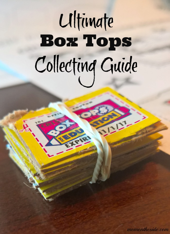 Ultimate Box Tops Collecting Guide