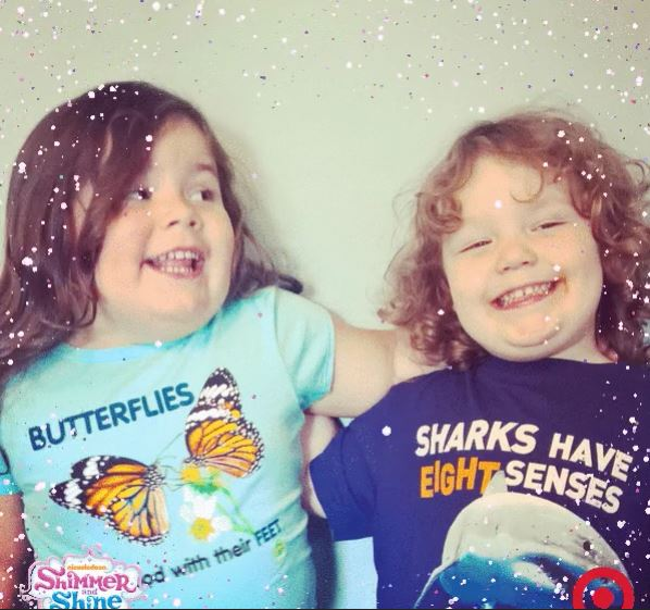 Get Your Glitter Filter On with Shimmer and Shine