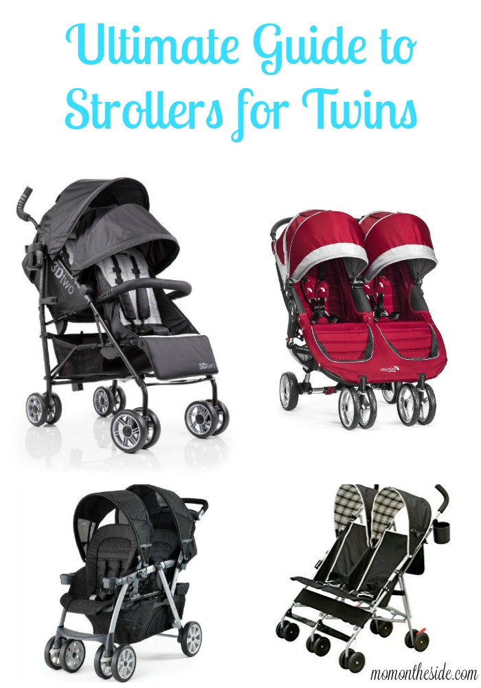 When you're expecting twins, and begin making your list, strollers are usually somewhere on it. Make Shopping for strollers for twins easier with this guide