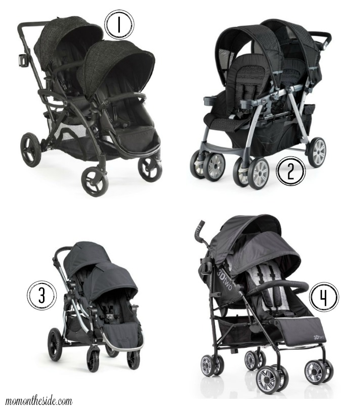 Ultimate Strollers for Twins Guide
