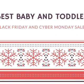 Best Baby and Toddler Black Friday Sales to Shop