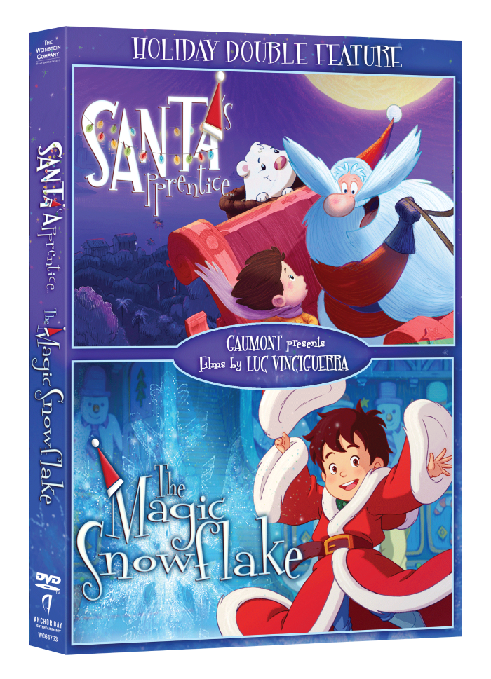 Holiday Double Feature for Family Movie Night + Giveaway