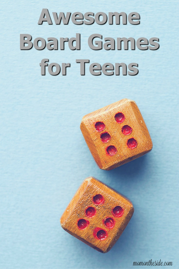 Awesome Board Games for Teens You Should Play Right Now
