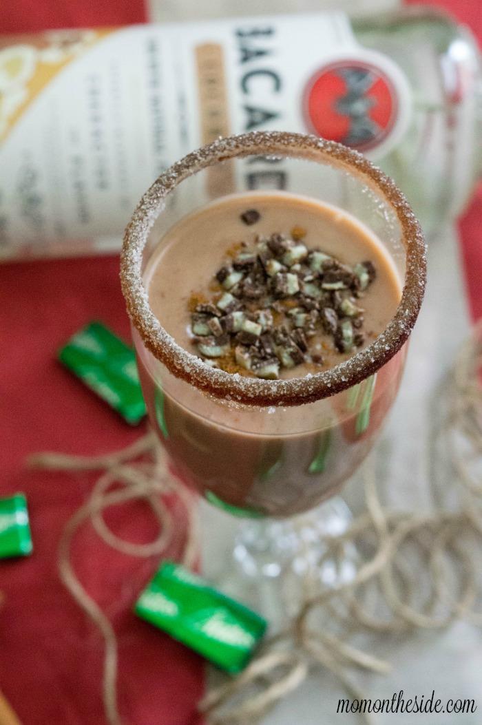 Delicious Chocolaty Andes Coquito
