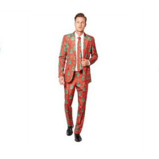 Christmas Suits: Unforgettable Holiday Fashion
